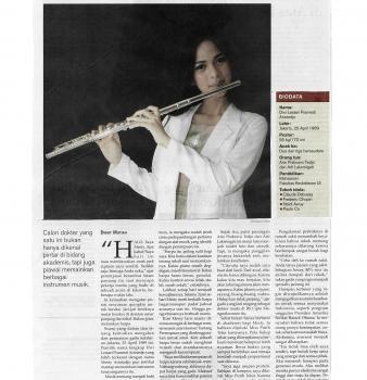 Media Indonesia, Senin 18 April 2011